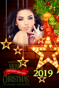 New Year 2019 Frame - New Year Greetings 2019 Screenshot