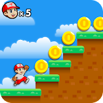 Super Ted Adventure 2 ( Forest World) by 64 games Icon