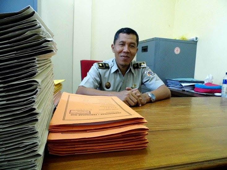 Kantor pertanahan Kabupaten Ngawi
