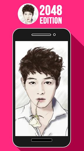 2048 Song Joong Ki Game.