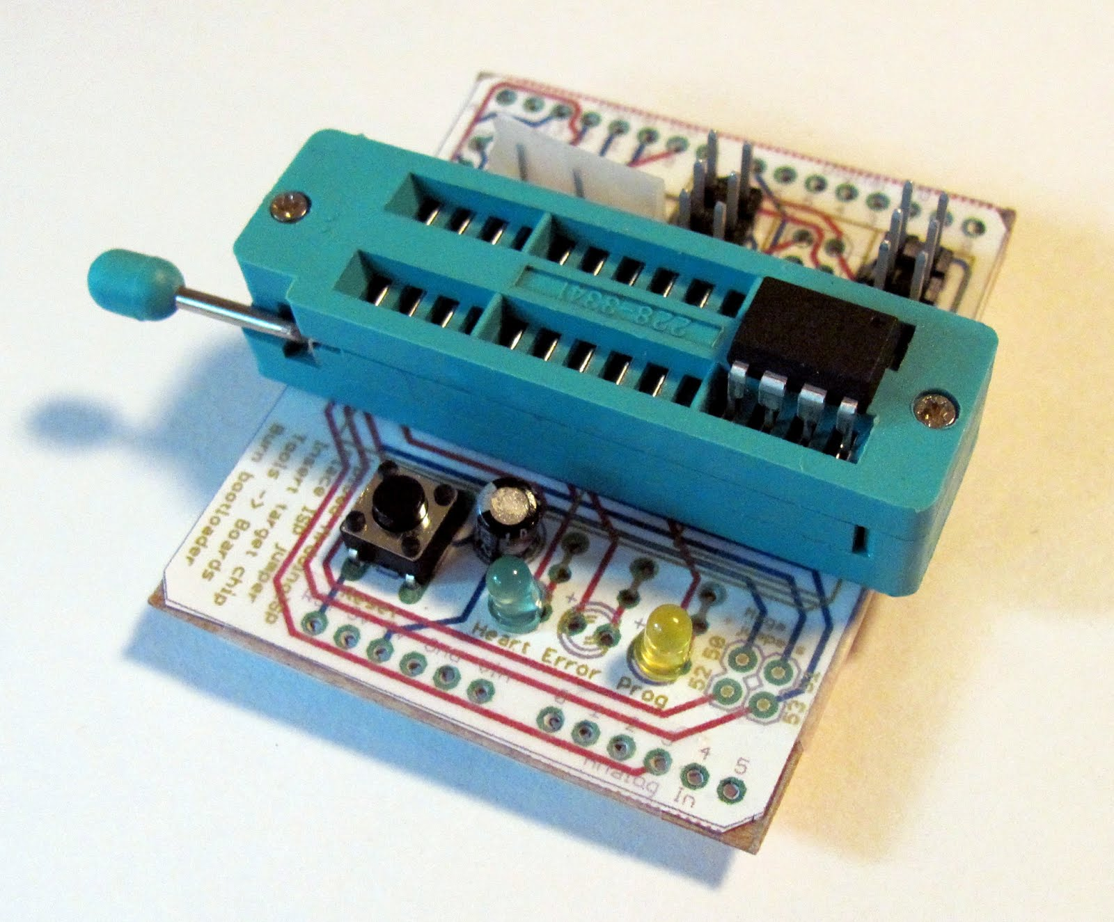 The Maker\'s Box: Anatomy of a Small Open Source Hardware Project
