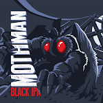 Greenbrier Valley Brewing Company Mothman Black IPA