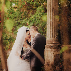 Wedding photographer Evgeniya Tkachenko (Samanta). Photo of 07.10.2013