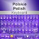 Polish Keyboard 2020 for PC-Windows 7,8,10 and Mac