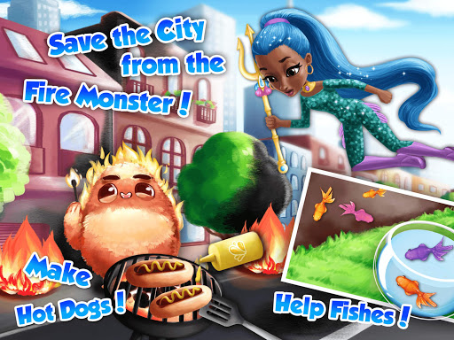 Power Girls Super City 1.0.49 screenshots 13