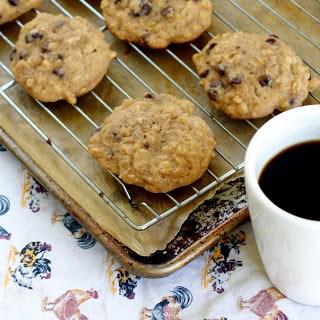 Chocolate Banana Breakfast Cookies