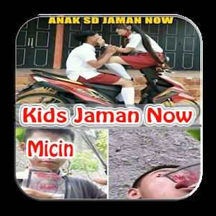 Lagu Kids Jaman Now 2017 - náhled