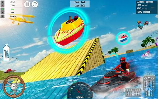 Xtreme Boat Racing 2019: Speed Jet Ski Stunt Games 2.0.1 screenshots 4
