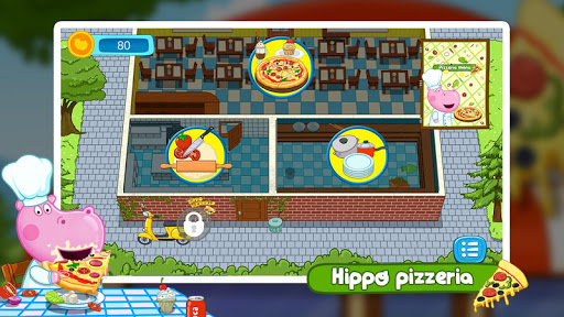 Télécharger Pizza maker. Cooking for kids APK MOD (Astuce) screenshots 1