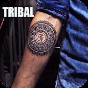 Tribal Hand Tattoo icon