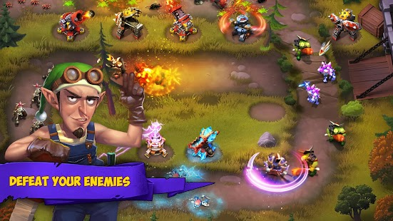 Viber Defenders- screenshot thumbnail