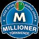 ?? Millioner - Türkmençe 2020: Wiktorina, Synag