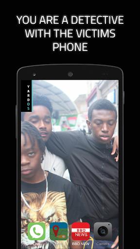 Code Triche Dead Man's Phone: Interactive Crime Drama APK MOD (Astuce) screenshots 1
