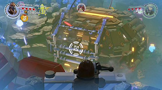 PERFECT CHEATS LEGO STAR WARS THE FORCE AWAKENS - náhled