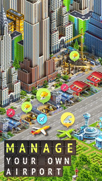 Airport City: Airline Tycoon v5.3.29 [Mod]