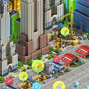 Airport City v5.4.18 (Mod) APK ! [Latest]