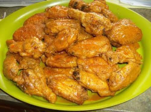 "Hooters Hot Wings Recipe by Rose Mary""I tried your recipe this evening..."