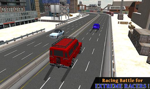 3D SUV Lap Racer
