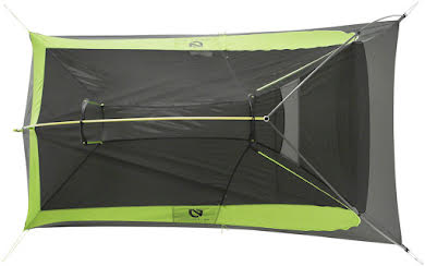 NEMO Hornet 2P Shelter, Green/Gray, 2-person alternate image 4