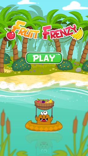 Fruit Frenzy - Krunchi