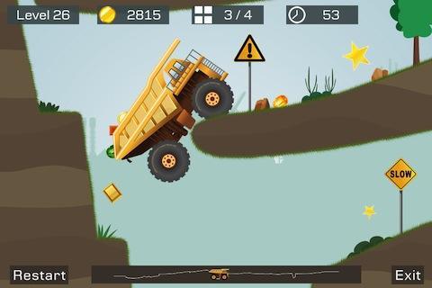 Big Truck --best mine truck express simulator game 3.51.52 screenshots 3