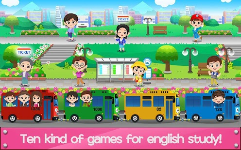 Tayo English Game - náhled