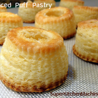 Iced Puff Pastry