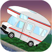 Bus Rush - Hill Climb Dash