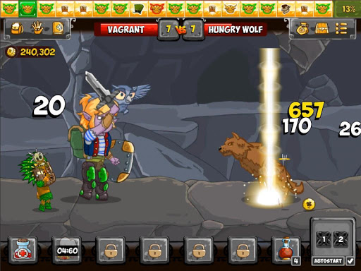 Let's Journey (idle clicker rpg) screenshots apkspray 8