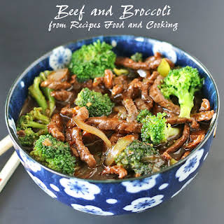 Beef and Broccoli.