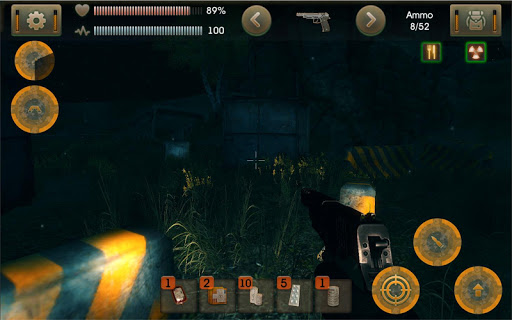 The Sun Evaluation: Post-apocalypse action shooter apkpoly screenshots 7