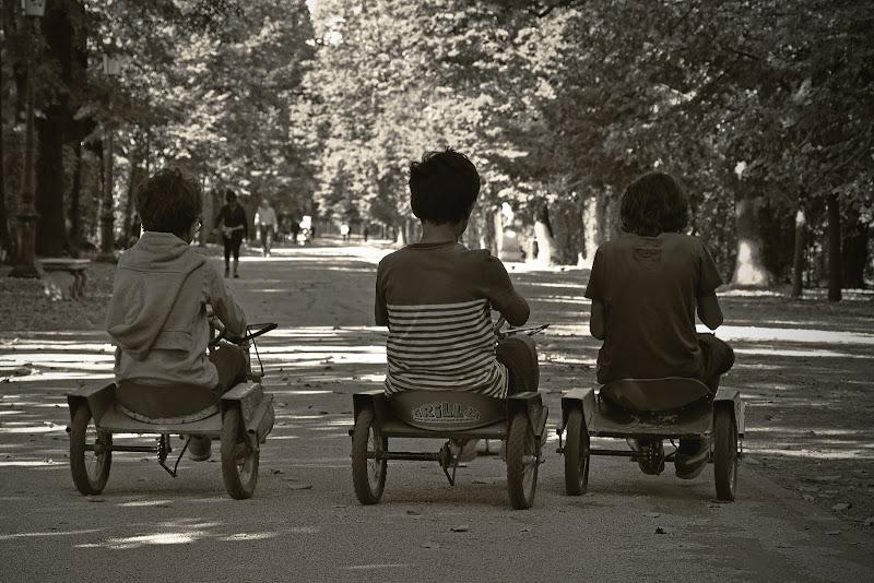 La strada dei bambini di esserre