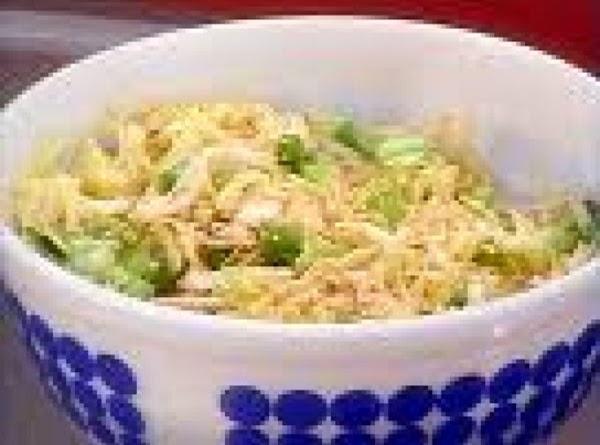 Ramen Oriental Salad Recipe