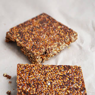 Sesame Seed Brittle.