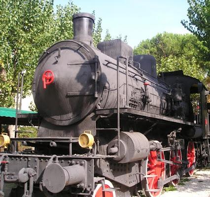 Locomotiva di bonzino