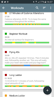 JaBIT - Exercise Bike Workout Timer - náhled