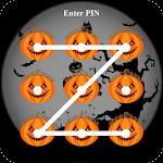 lock screen halloween Icon