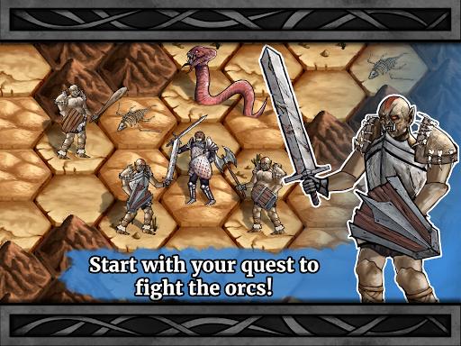 Paladin's Story: Fantasy RPG (Offline) filehippodl screenshot 21