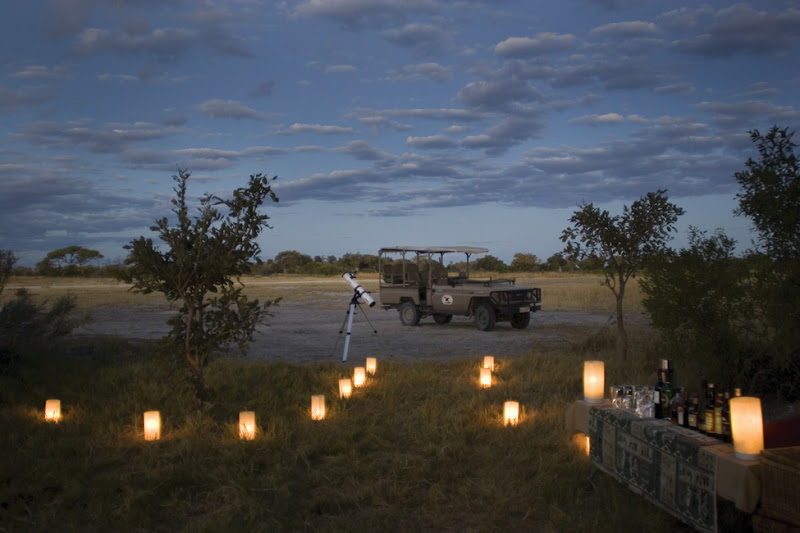 Photo: Eagle Island Camp - a unique hotel in Botswana