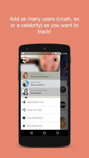 Social Tracker for Instagram