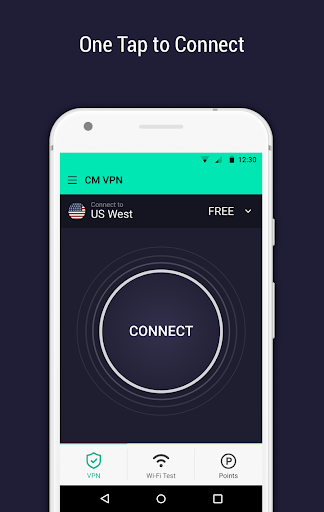 CM Security Open VPN - Free, fast unlimited proxy 1.5.7 screenshots 6