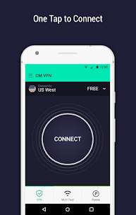 CM Security Open VPN – Free, fast unlimited proxy App Download For Android 3