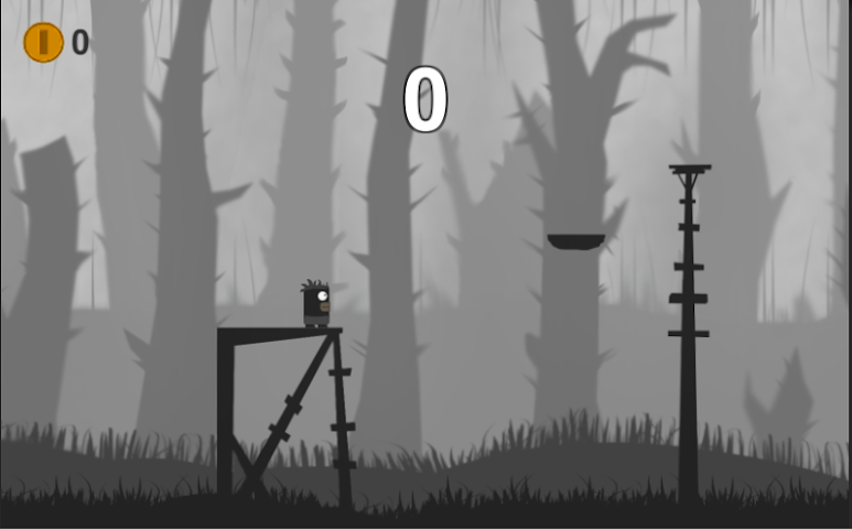 android Forest Jump Screenshot 0