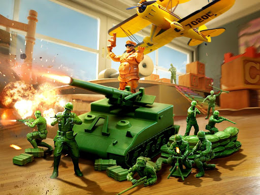 Army Men Strike