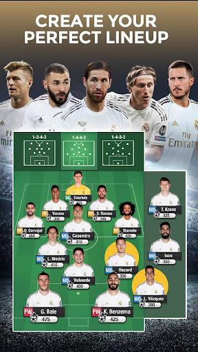 Real Madrid Fantasy Manager'20 Real football live 8.51.060 screenshots 2