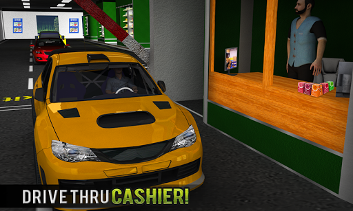 Drive Thru Supermarket 3D Sim 1.7 screenshots 5
