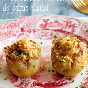 Stuffed Roasted Potatoes