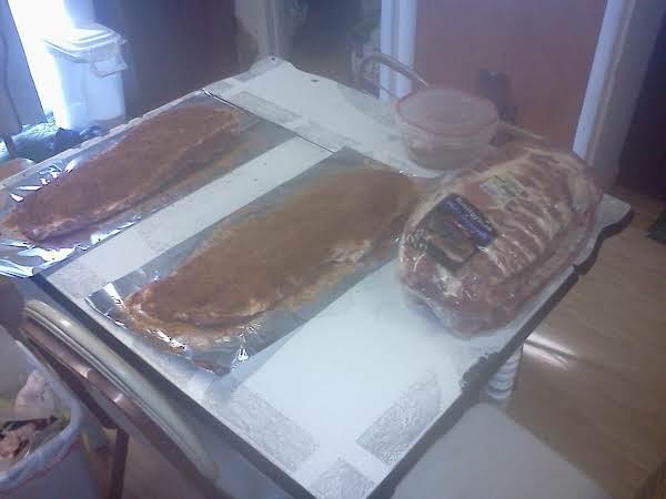 B-b-q Pork Ribs Recipe