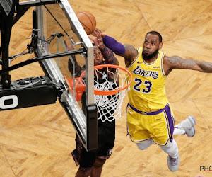 Een wedstrijd om naar uit te kijken in de NBA: twee ploegen uit Los Angeles staan tegenover elkaar