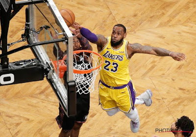 LA Lakers gaan door een moeilijke periode en verliezen na overtime van de Washington Wizards